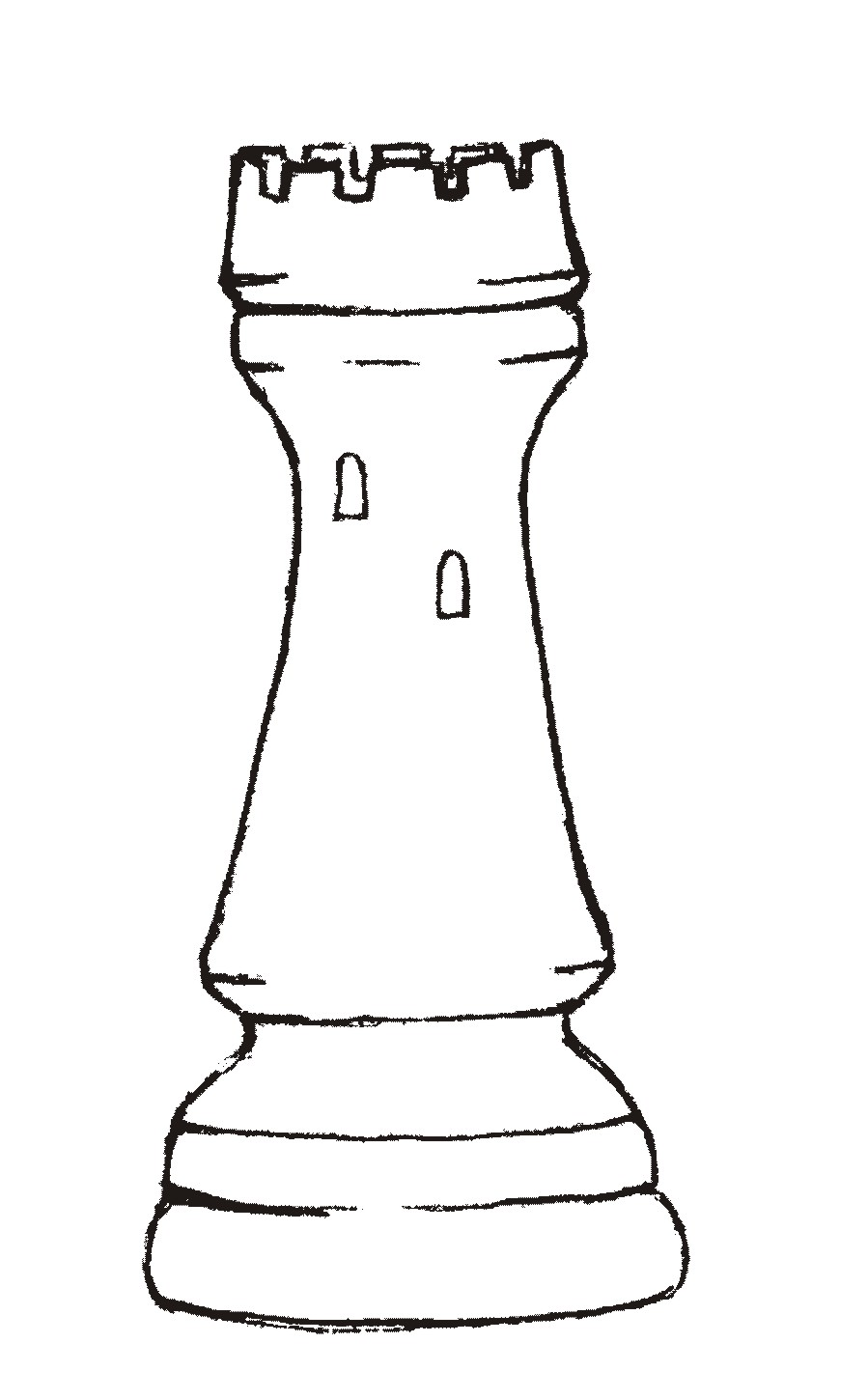 chess coloring pages downloads - photo#12